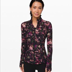 Lululemon Define Jacket *Luxtreme -Floral Illusion